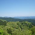 パノラマfrom岩茸石山頂