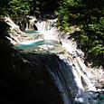 七つ釜の滝